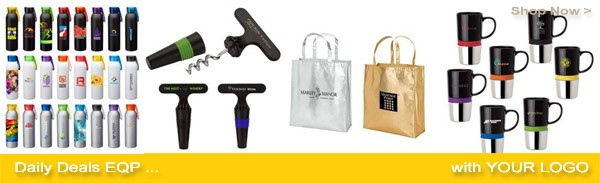 promotional items, trade show promotions, buy