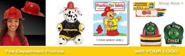 fire department promos
