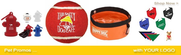 promotional pet themed products