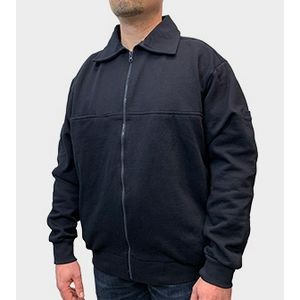 The Firefighter's Full-Zip Work Shirt Jacket
