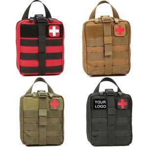 Tactical MOLLE Medical First Aid Pouch