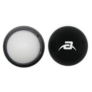 Black Lip Balm with Rounded Applicator