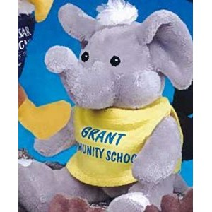 "5"" Q-Tee Collection™ Stuffed Elephant"