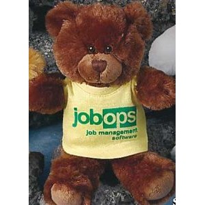 "7"" Smitty Bears™ Stuffed Brown Bear"