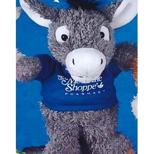 "10"" Ruddly™ Family Stuffed Donkey"