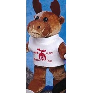 "6"" Team Thrifty™ Stuffed Moose"