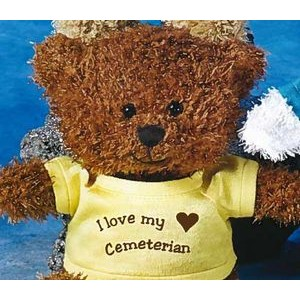 "10"" Ruddly Bear™ Stuffed Brown Bear"