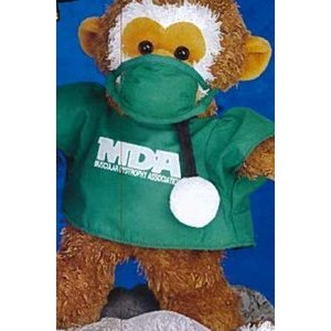"10"" Ruddly™ Family Stuffed Monkey"