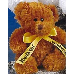 "6"" Bentley Bear™ Stuffed Brown Bear"