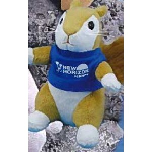 "5"" Q-Tee Collection™ Stuffed Squirrel"