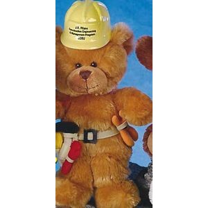 "10"" Smitty Bears™ Stuffed Honey Brown Bear"