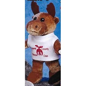 "8"" Team Thrifty™ Stuffed Moose"