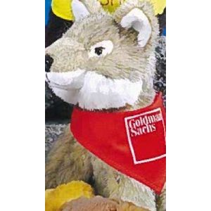 "7"" Nature Pals™ Stuffed Coyote"