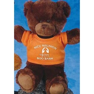 "10"" Smitty Bears™ Stuffed Brown Bear"