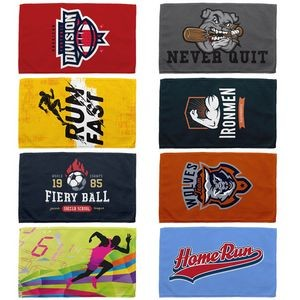 Sublimated Rally Towel