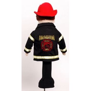 Fireman Golf Head Cover